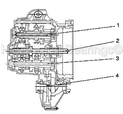 M32 Six Speed Gearbox